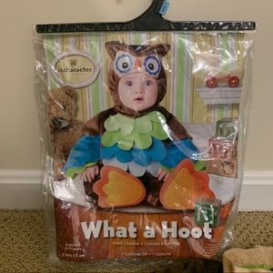 Baby/toddler owl costume